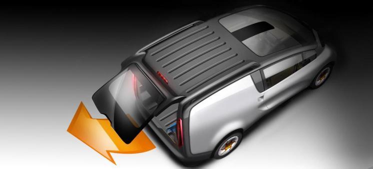 Tata eMO-C concept