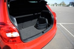 Škoda Fabia Monte Carlo coffre