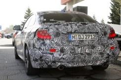 BMW Serie 2 photos volées (4)