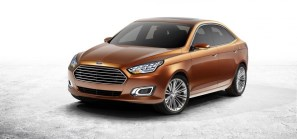 Ford Escort Concept Shanghai 2013 (3)
