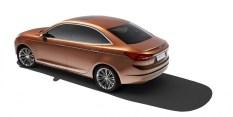 Ford Escort Concept Shanghai 2013 (6)