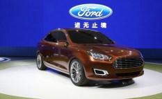 Ford Escort Concept Shanghai 2013 (8)
