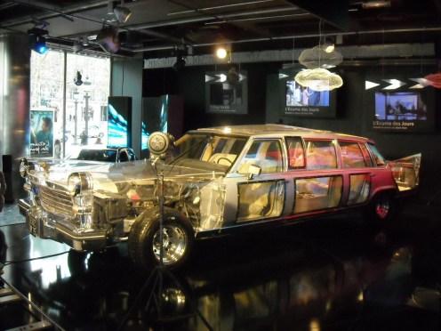 Limousine Peugeot Ecume des Jours (25)