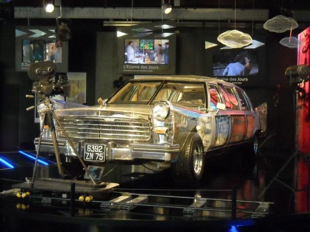 Limousine Peugeot Ecume des Jours (28)