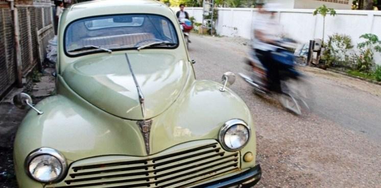 peugeot good morning vietnam blog automobile. Black Bedroom Furniture Sets. Home Design Ideas