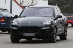 Porsche Cayenne 2014 Spyshot (5)