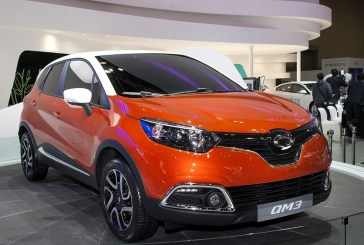 Renault Samnsung QM3
