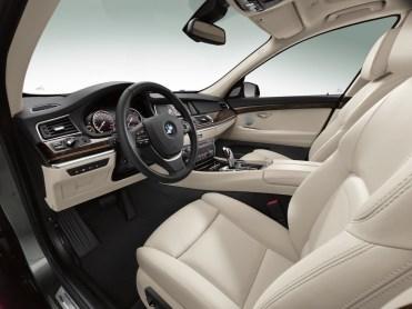 BMW Serie5 GT restylée