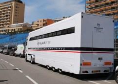 Camion Williams F1