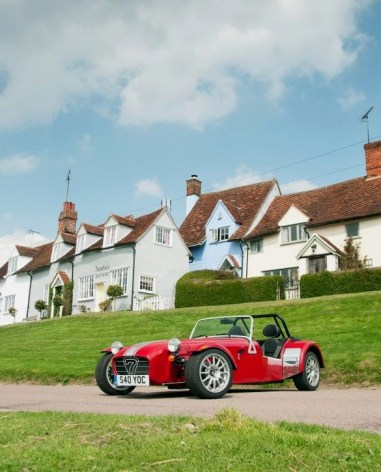 Caterham Seven 40 Years Limited Edition