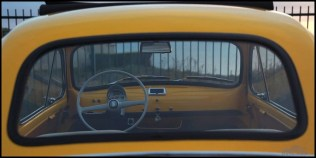 Fiat 500 Giallo