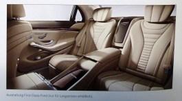 Mercedes Benz Classe S (W222)