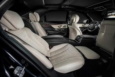 Mercedes Benz Classe S W222