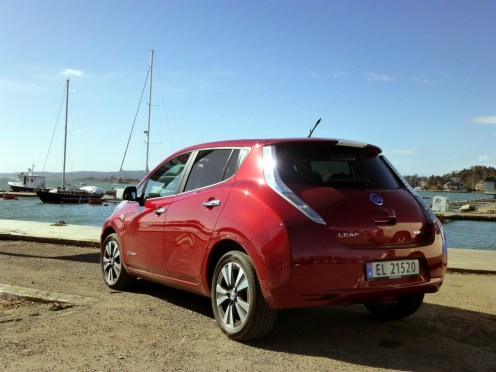Nissan Leaf 02