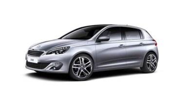 nouvelle Peugeot 308 2013.00