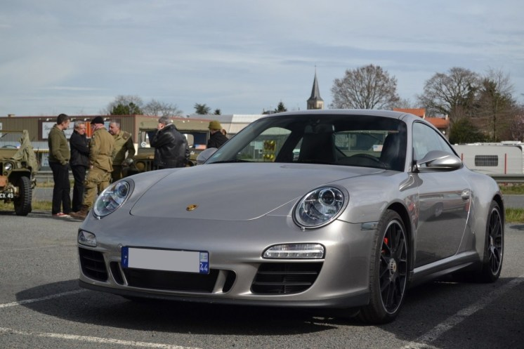 AB Porsche 911 (997)