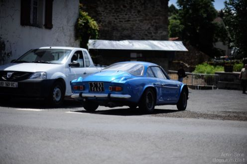 AS Alpine A110