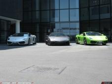 FJ et Lamborghini