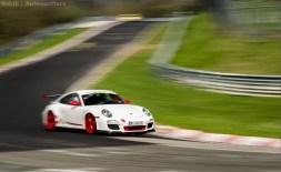 Gauv et 911 GT3 RS