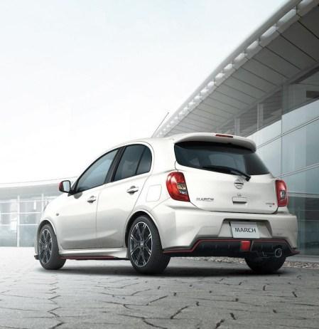 Nissan Micra Nismo