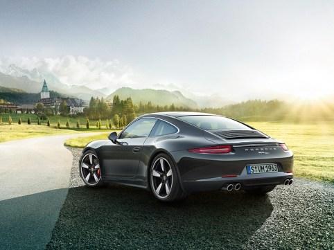 Porsche 911-50