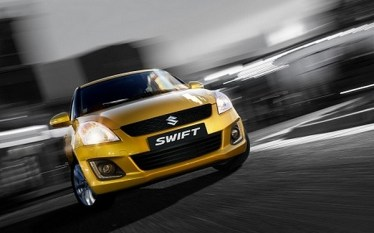 Suzuki-Swift-faceliftée