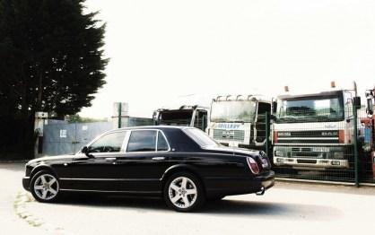 Bentley Arnage 119