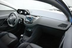 Intérieur Peugeot 208 projet A9 (4)