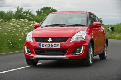 Suzuki Swift 4x4 5 portes