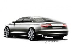 Audi-A8 2014 teaser