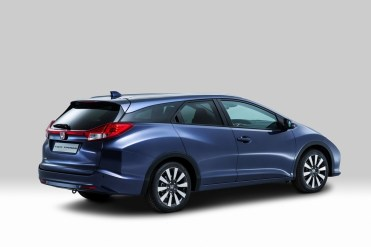 Civic Tourer 01