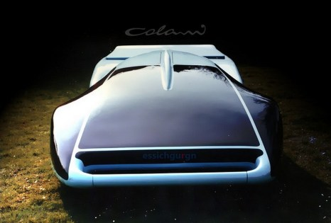 Colani Mazda LeMans Prototipo 1983