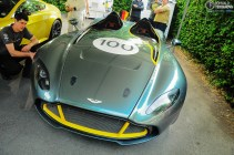 Goodwood Festival of Speed - Michelin
