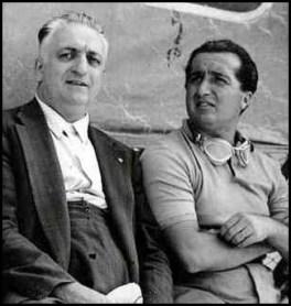 Enzo et Dino Ferrari