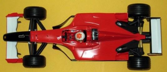 HotWheels F1 Monza 2001 (2)