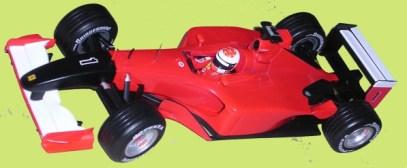 HotWheels Monza Ferrari 2001