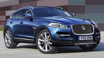 Jaguar-crossover ou SUV