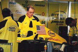 Jordan Indianapolis 2001