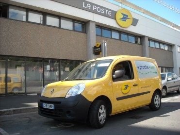 Kangoo Z.E. Renault La Poste (113)