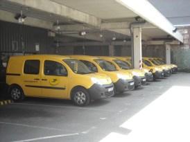 Kangoo Z.E. Renault La Poste (31)