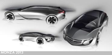 Opel Monza Concept Car 2013 Francfort (3)