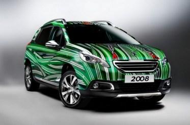 Peugeot 2008 Bucan