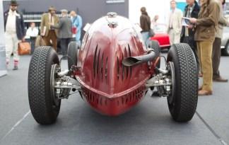 Alfa Romeo 8C-35 de tazio Nuvolari