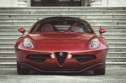 Alfa Romeo disco volante Touring Superleggera