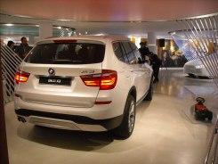 BMW X3 LCI (2) Closed Room