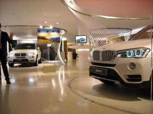BMW X3 LCI (7) Closed Room