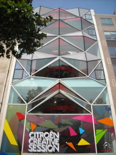 C_42 Creative session façade