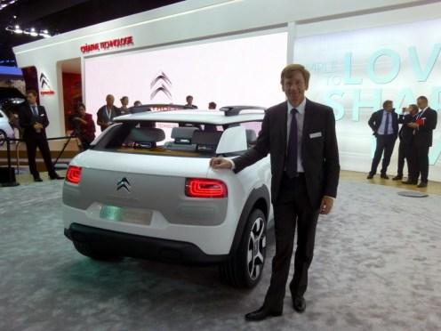 Citroën Francfort 02