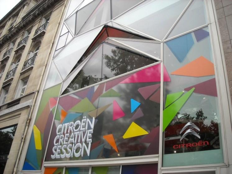 Façade C_42 Creative session