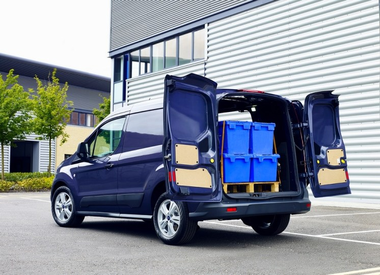 Ford Transit Connect Van of the year 2014